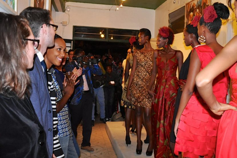 Kigali Fashion Week 2015 to Feature International Models