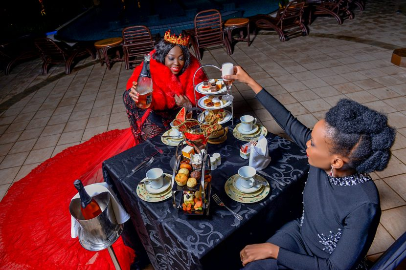 Kampala Masquerade Ball High Tea