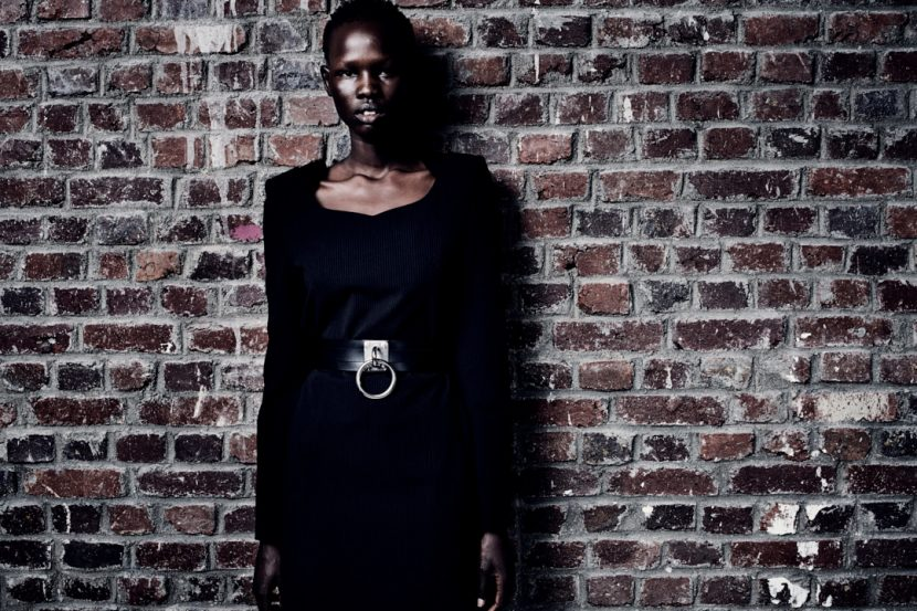 Kenyan Model Shanelle Nyasiase Is the New Muse for Alexander McQueen SS/18