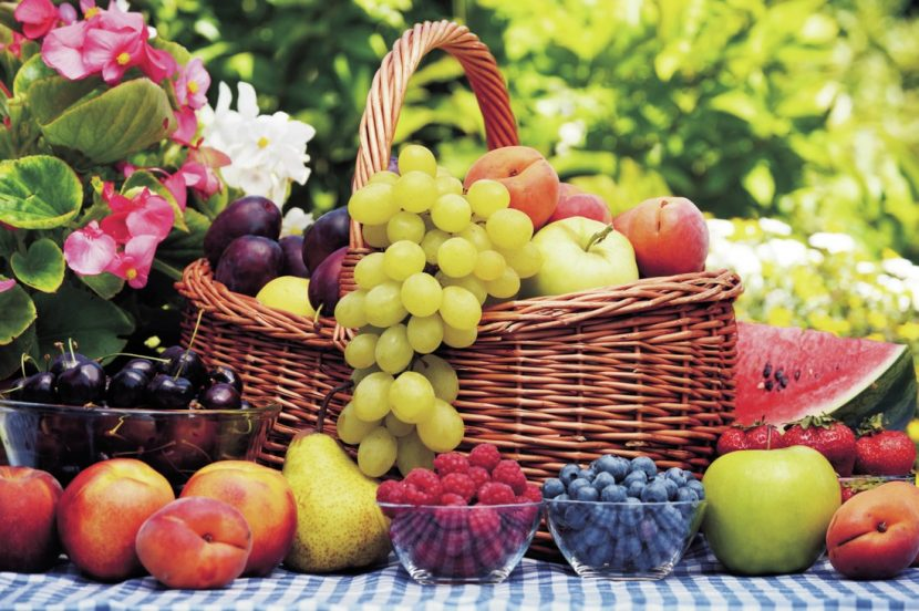 Fruits For Natural Good Healthy Skin