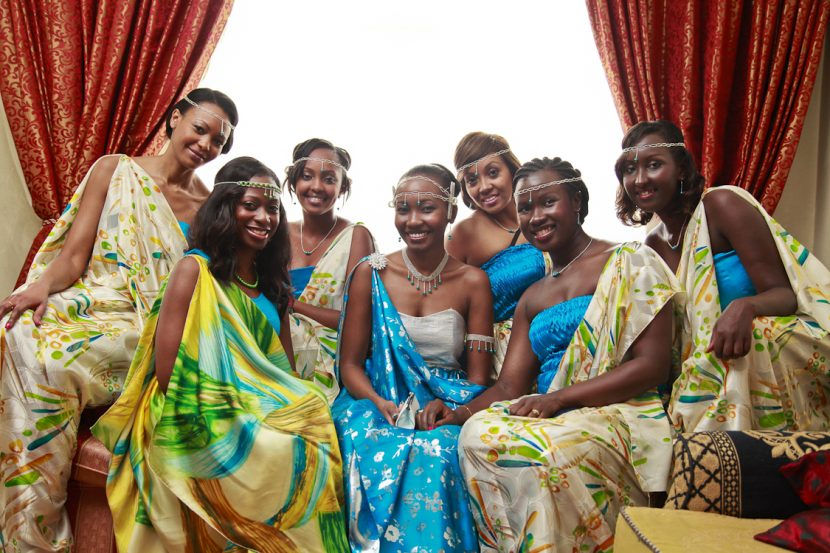 African Most Beautiful Women