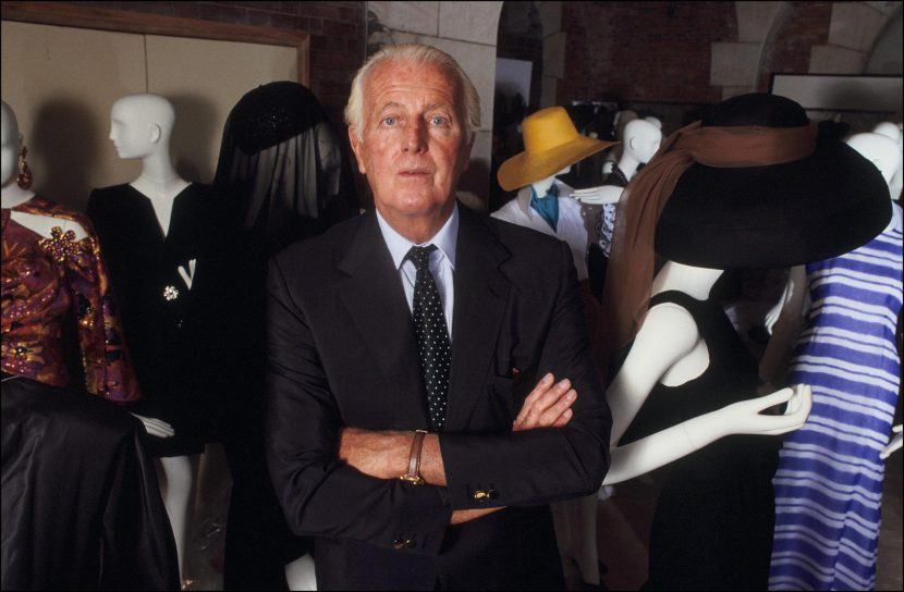 French Fashion Icon Hubert De Givenchy Dies at the Age of 91