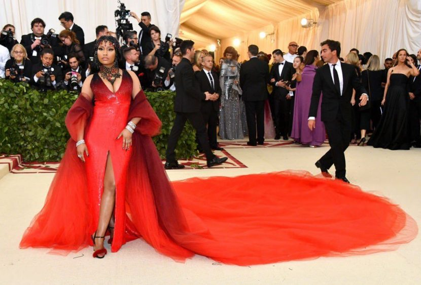 The Best Dressed Celebrities on the Red Carpet at Met Gala 2018