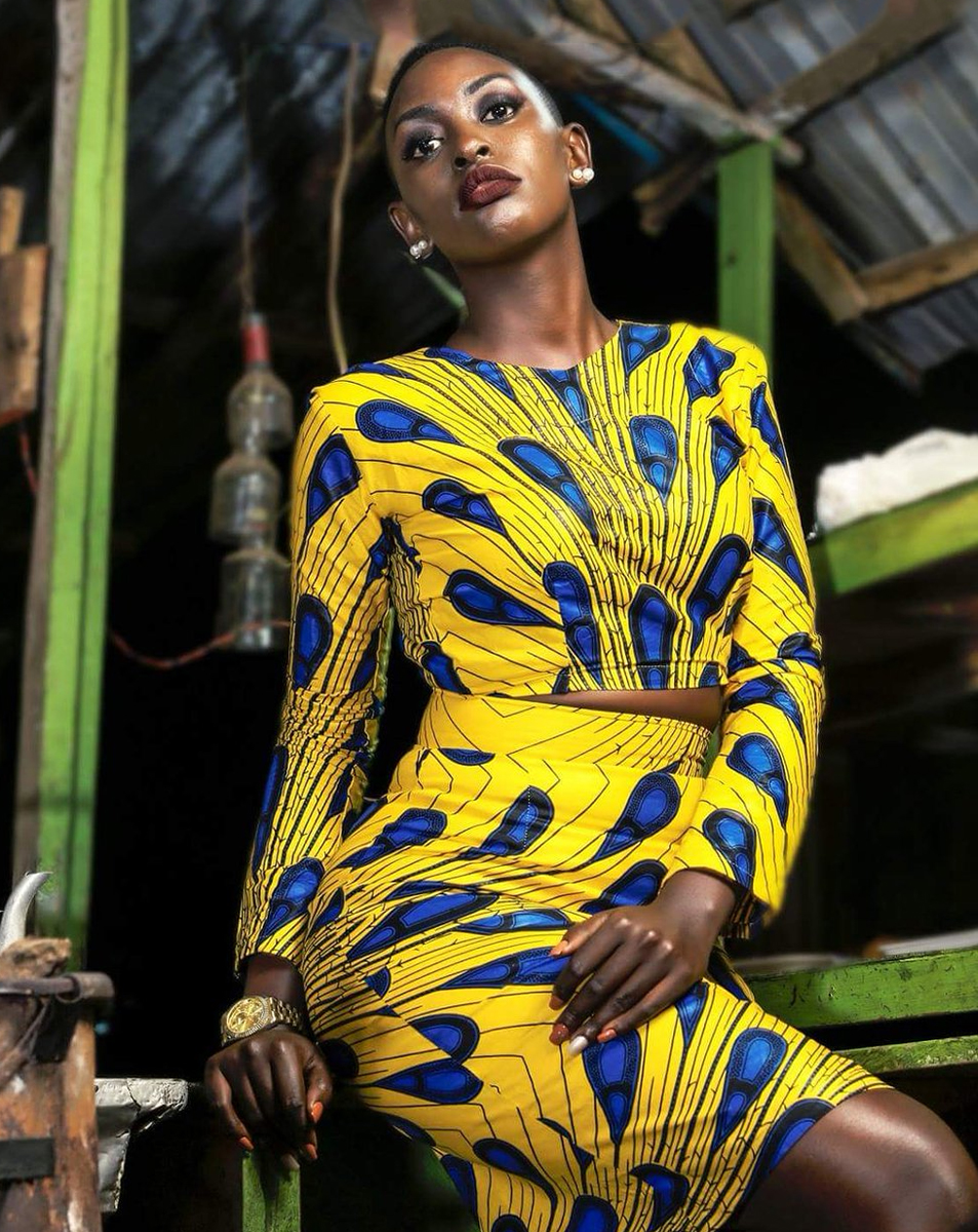 Exclusive Interview With Ndyamie Greis Fashion House From Uganda Nairobi Fashion Hub African Fashion Blog