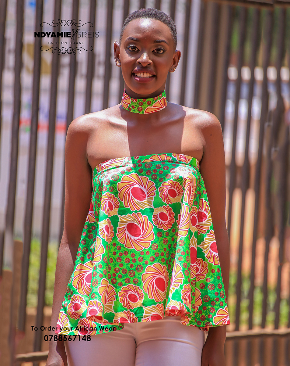 African Fashion House Designs Lauren Goss