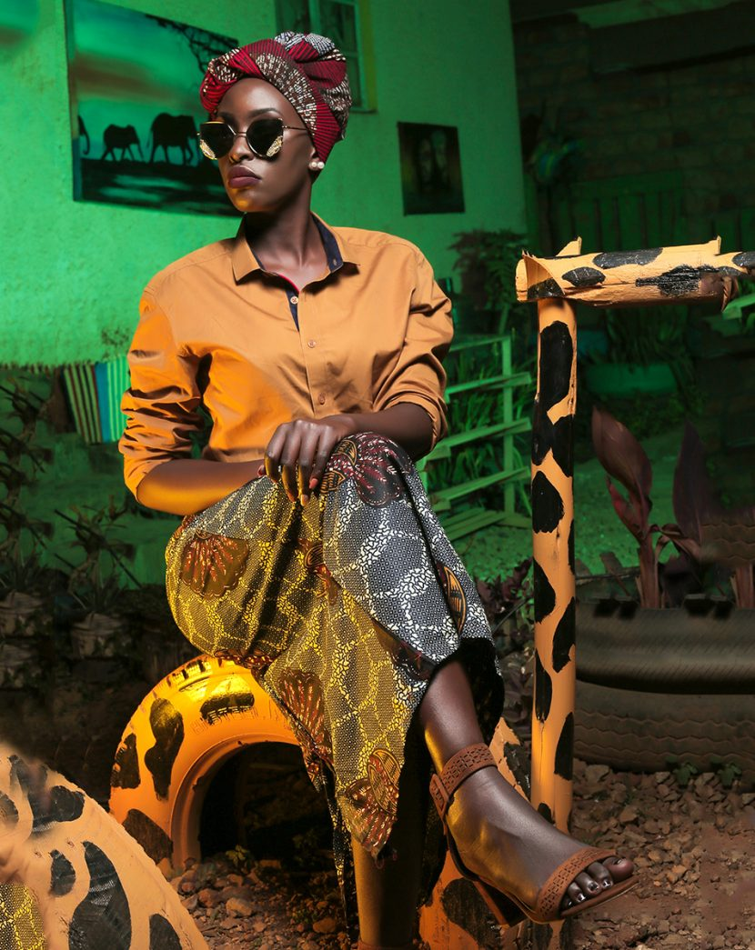 Exclusive Interview With Ndyamie Greis Fashion House From Uganda