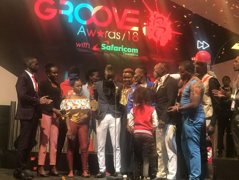 Groove Awards 2018 Winners