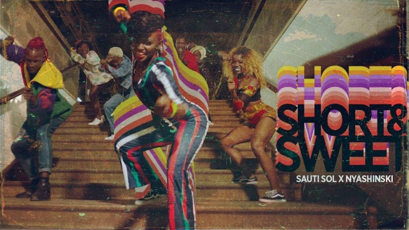 Sauti Soul New Song Short N Sweet Featuring Nyanshinski Official HD Video