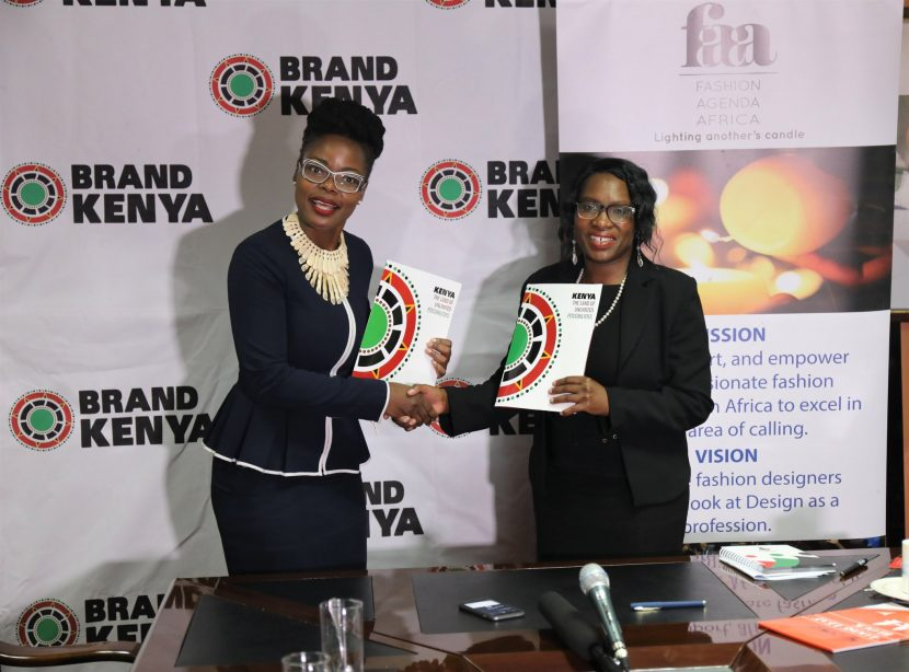Brand Kenya, Fashion Agenda Africa in partnership to catalyze the growth of the local fashion industry