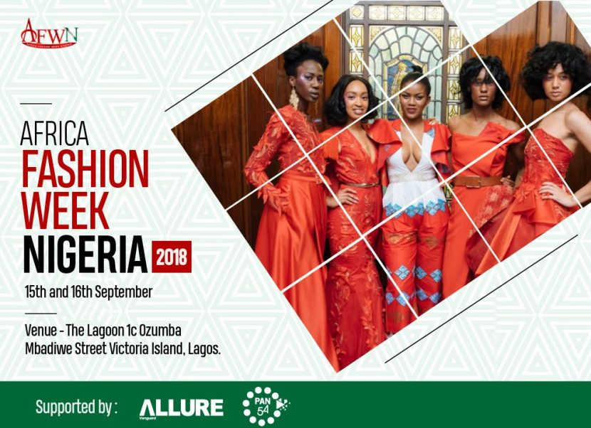 Countdown to Africa Fashion Week Nigeria 2018 Are you Ready