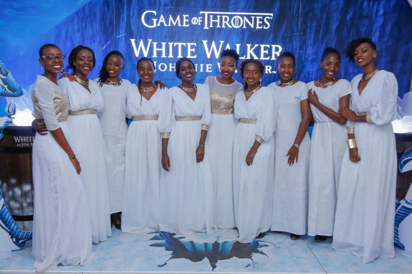Johnnie Walker White Walker Limited Edition 'Game of Thrones'