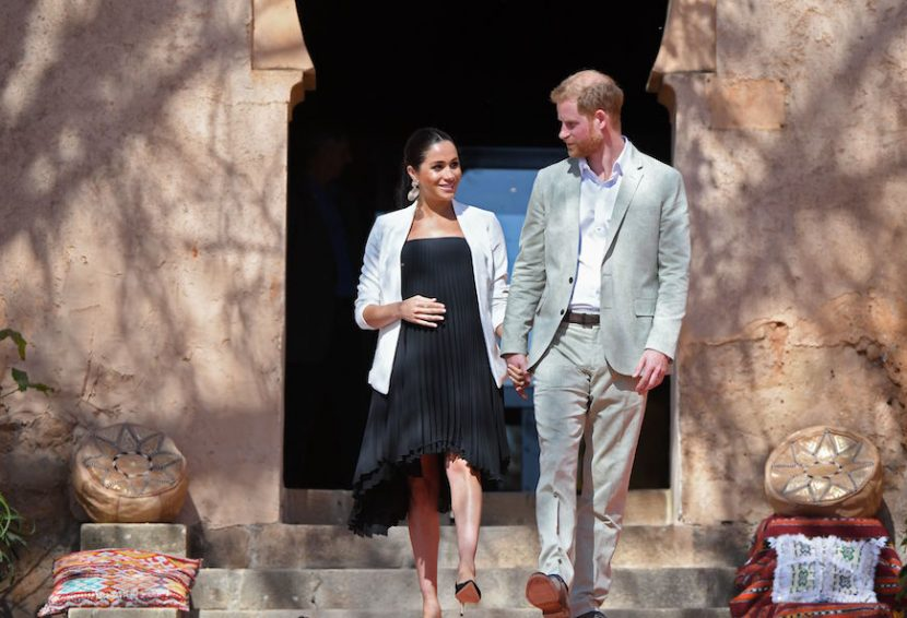Prince Harry and Meghan Markle's Baby announcement breaks record On Instagram