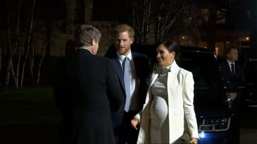 Meghan Duchess of Sussex gives Birth to Boy, Harry announces