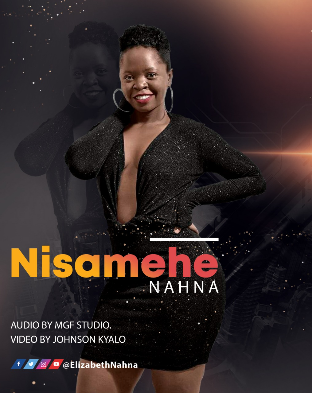 Elizabeth Nahna New Song Nisamehe Official HD Video