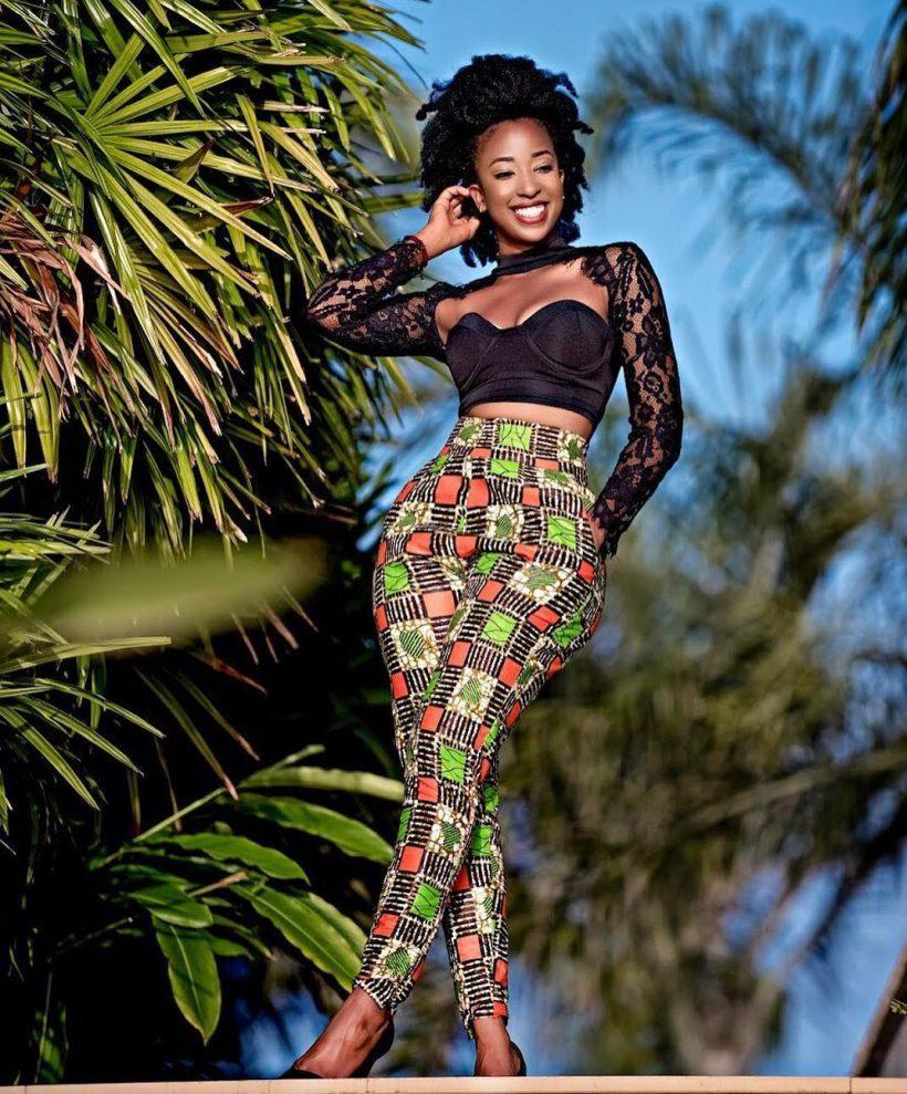 Natalie Tewa - Nairobi fashion hub - African fashion Blog