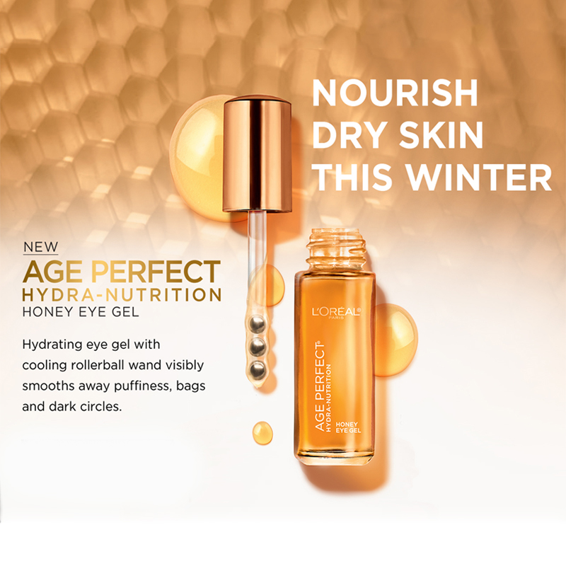 L'Oreal Age Perfect Hydra-Nutrition Honey Eye Gel