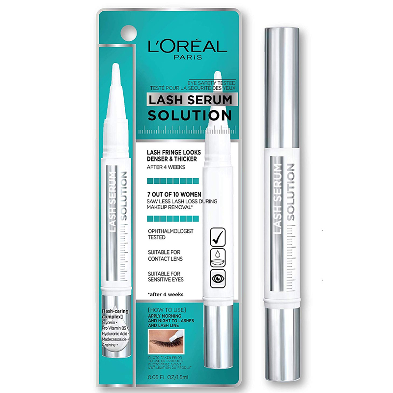 L'oreal lash serum solution