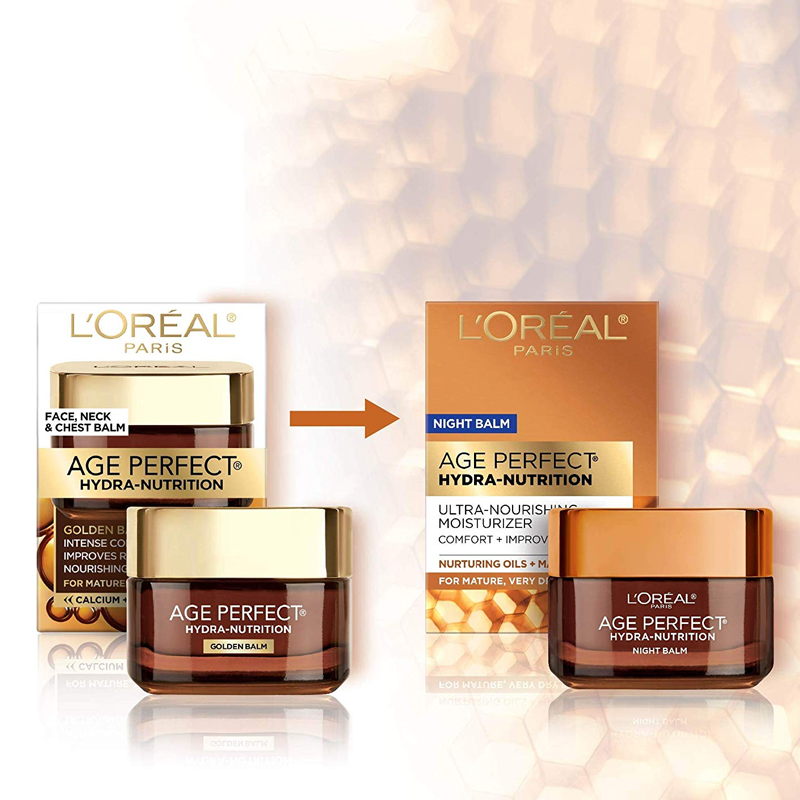 L'oreal Age Perfect Hydra-Nutrition Ultra-Nourishing Moisturizer