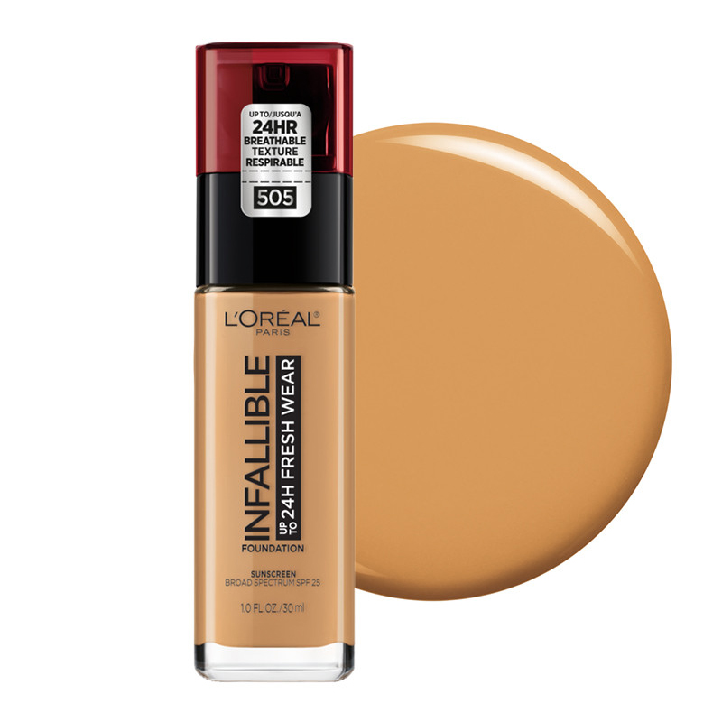 L'oreal Infallible 24HR Fresh Wear Foundation Broad Spectrum SPF 25