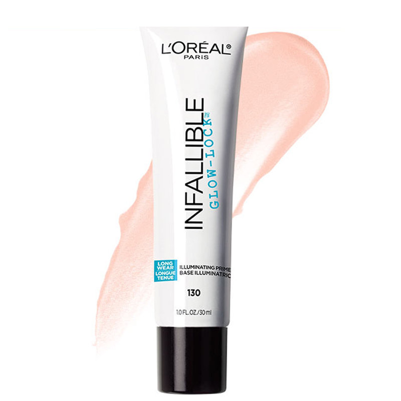 L'oreal Infallible Glow-Lock Illuminating Primer