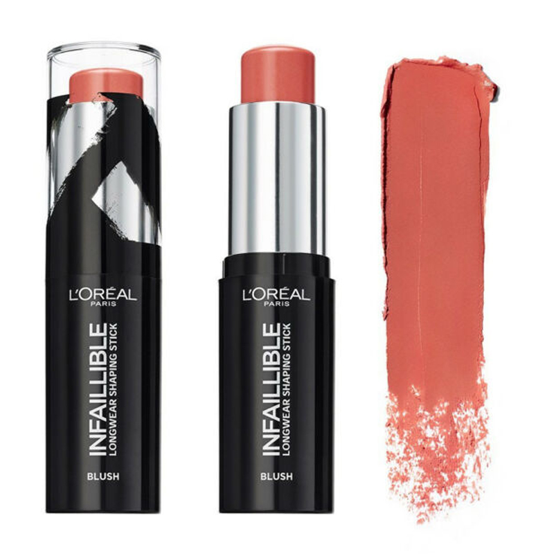 L'Oreal Infallible Longwear Blush Shaping Stick