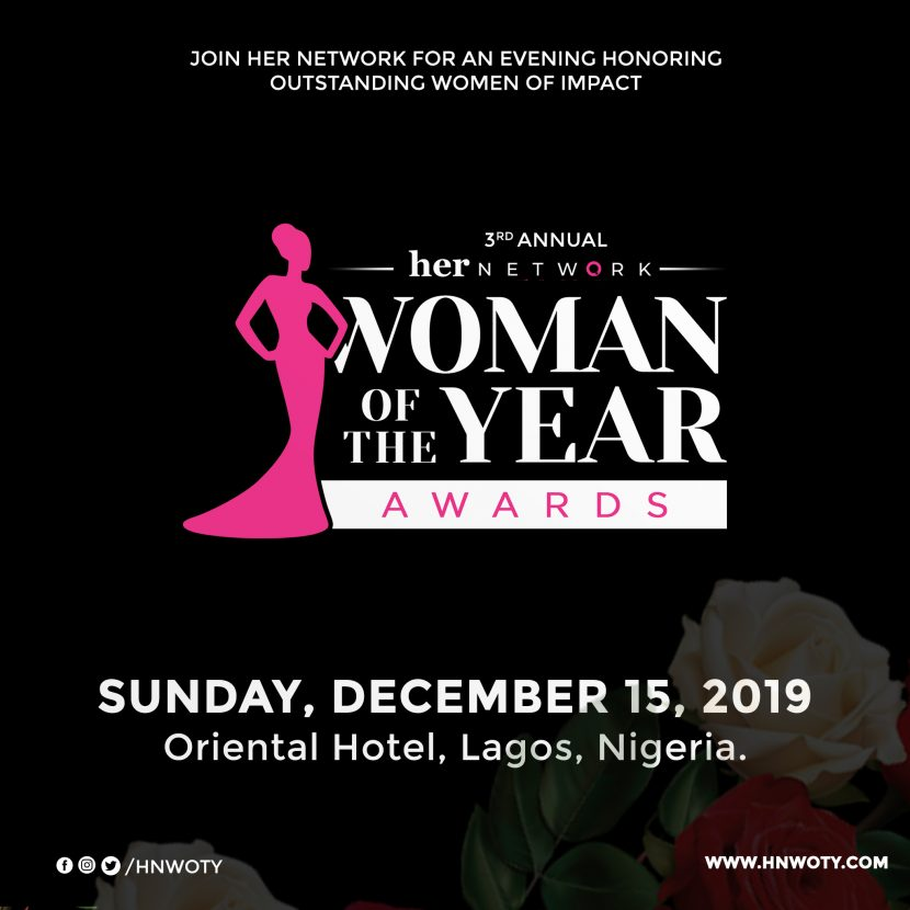 Her Network Announces Nominees, Special Honorees for 3rd Annual Woman of the Year Awards