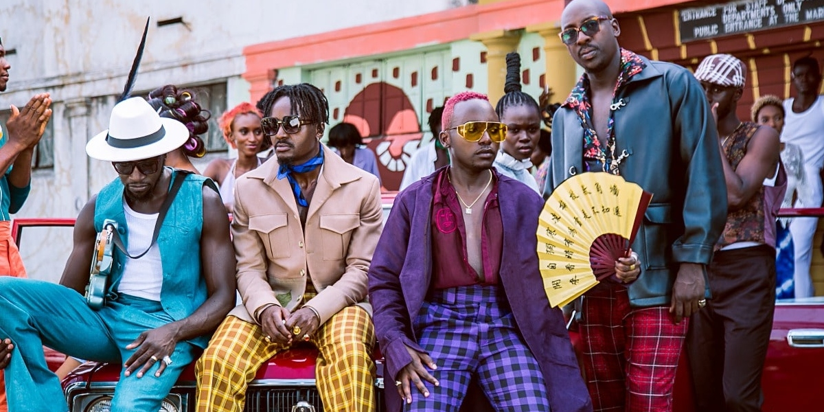 Sauti Sol New Song Suzanna Official HD Video