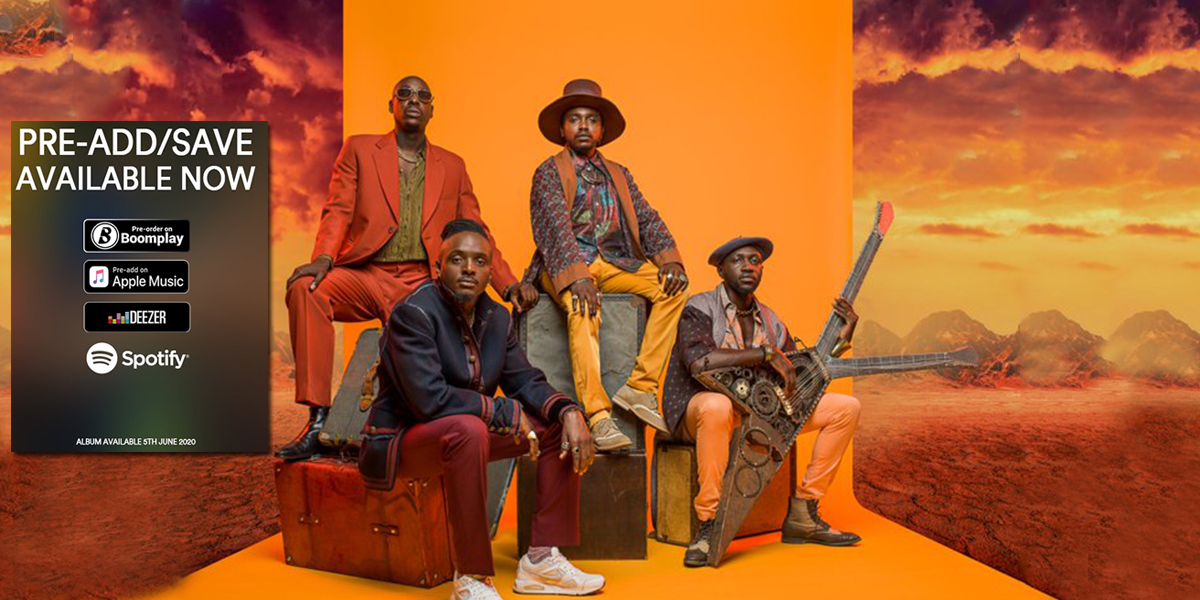 Sauti Sol New Song Better Days featuring Soweto Gospel Choir HD Video